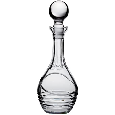 Crystal Wine / Port Decanter in Gift Box - Saturn