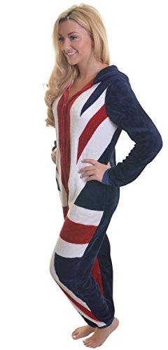 LD OutletHerren Strampelanzug - British Flag