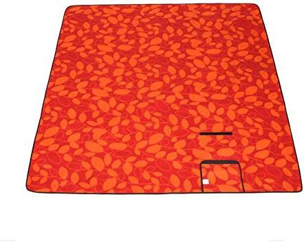 MEIHOME Coperta da picnic Tappetino da da da spiaggia Picnic da campeggio all'aperto Tovaglietta portatile salice rosso inferiore (pellicola di alluminio) Per la spiaggia, viaggio in campeggio | Il Nuovo Prodotto  | Negozio online di vendita  4d9ed6