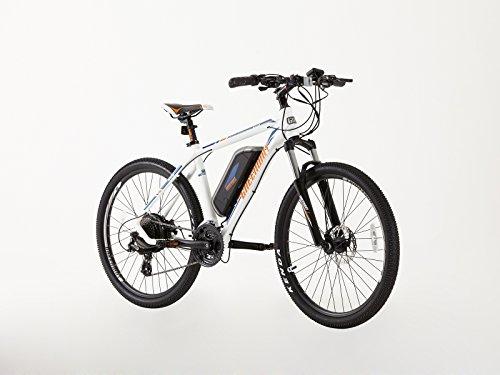 Greenway elettrico Mountain Bike, Samsung Celle al litio ricaricabile LCD, Pas Sistema