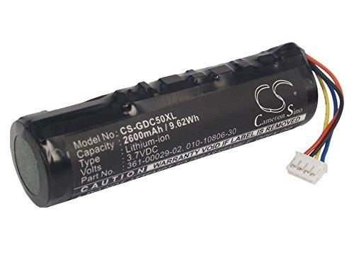 dog-collar-batterie-li-ion-37-v-962wh-2600mah-pour-garmin