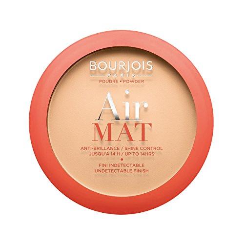 Bourjois Air Mat Pressed Powder, 10 g, Light Beige -