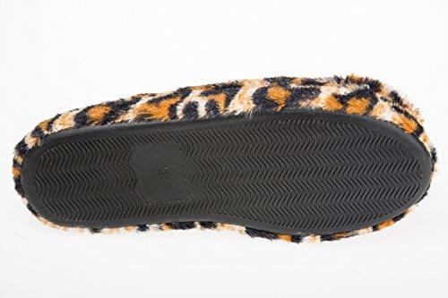 GIBRA femme 36–42 léopard taille 36–42 Marron - braun/schwarz/weiß