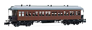 Arnold-Costa Coach, 3rd Class, M.Z.A, Low Roof (Hornby HN4238)