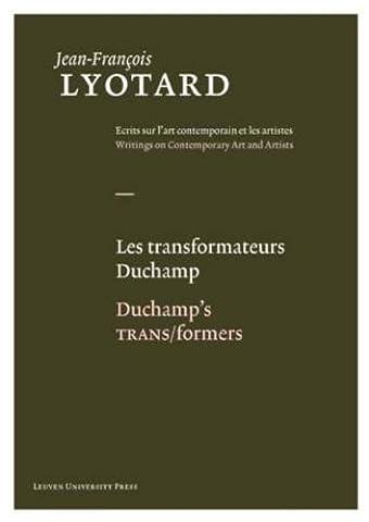 Les Transformateurs Duchamp/Duchamp's