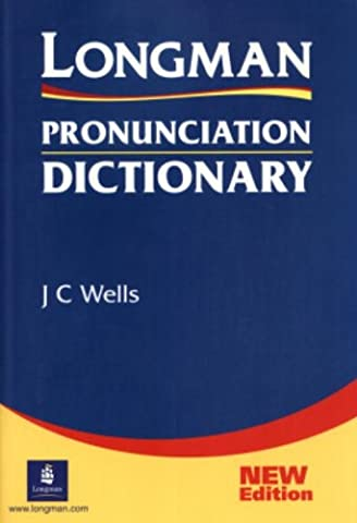 Longman Pronunciation Dictionary (en anglais)