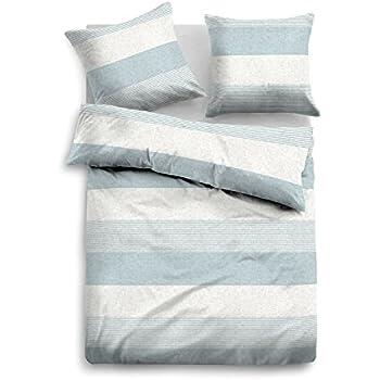 tom tailor flanell bettw sche 80x80 155x220 cm 9828 842. Black Bedroom Furniture Sets. Home Design Ideas