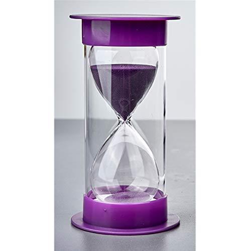nduhr mit Schutz für Küchen-Timer und die Zeit zu 5Minuten 10Min 30min 45min, 60min 10 Minutes violett ()