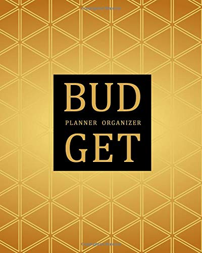 Budget Planner Organizer: Vintage Gold 12 Month Financial Planning Journal,Monthly Expense Tracker and Organizer, Home Budget book por Maggie C. Harrington