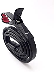 Support flexible smartphone universel sac golf / chariot poussette