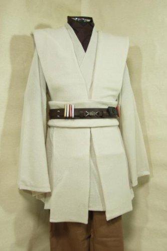 Star Wars Jedi Kenobi Kostüm TUNIKA (Eigene Wars Kostüm Star)