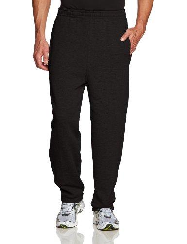 Urban Classics Pantalon de survêtement pour homme Noir (Black)