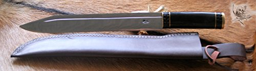 R3/2 Nr.8 Magic-Knife NEWCOLLECTION Mittelalter LARP Sax Sachs Scramasax Messer Camel Boon