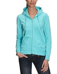 Dorotennis Essentiel veste molleton zippée capuche -  femme