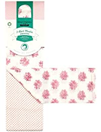 Sense Organics - Pañuelo para el cuello - para bebé niña