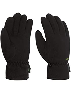 Guantes Thinsulate F-lite Accessoires, negros, M, 39-6026-0-3-0002