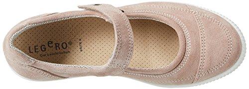 Legero Damen Tanaro Geschlossene Ballerinas Pink (Powder 56)