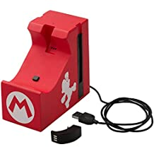 Power A - Pro Controller Charging Dock, Mario (Nintendo Switch)