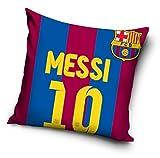 Messi FC Barcelona Fußball Team 100% Baumwolle Dekorative Kissenhülle Kissen Fall Home Decor