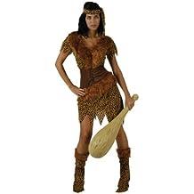Atosa - 96763 - Disfraz - Disfraz De Mujer De Cuevas - Tamaño 2