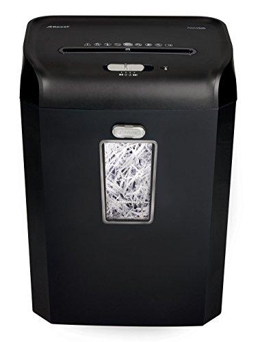 Promax-serie (Rexel Promax RSS1535 Aktenvernichter für Kleinbüros, Streifenschnitt, Manueller Einzug, 35L Entnehmbarer Abfallbehälter, 15 Blatt Kapazität,, Schwarz,  2100881A)