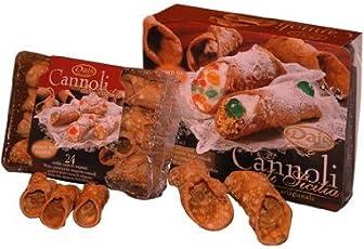 Dais Cannoli / Teigröllchen klein (leer) 250 gr.