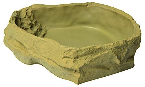 sera 32038 reptil food/water dish large eine Futter- und Trinkschale für Reptilien und Amphibien