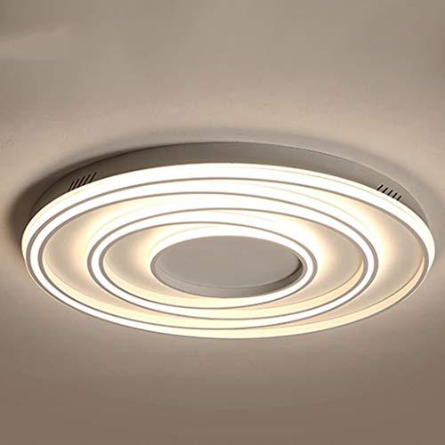 TYUIO (Paquete de 1 Luz de Disco LED Regulable Montaje Empotrado Luces...