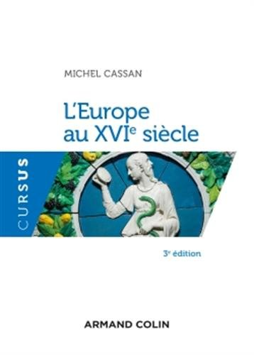 L'Europe au XVIe sicle - 3e d.