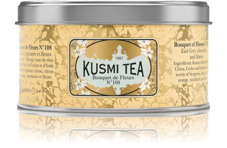 Kusmi Tea Bouquet de Fleurs Nr.108 (125g, Dose)- oz