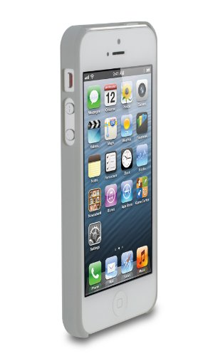 RooCASE mat shell coque ultra slim pour apple iPhone 5/5S Matte Gray