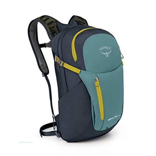 Borsa alpinismo borsa sportiva professionale da 20 litri borsa da arrampicata multifunzione zaino verde blu