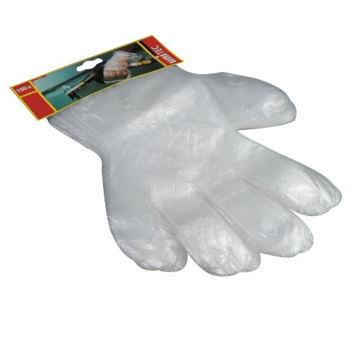 Preisvergleich Produktbild Unitec 73864 Tank Einweg Handschuhe, 100 Stück