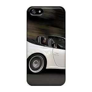 Hot Tpye Porsche Carrera 4S Coque pour iPhone 5/5S