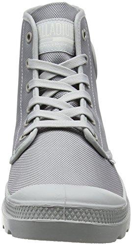 Palladium Unisex-Erwachsene Pampa Hi Mono Chrome 2 Hohe Sneaker, Grau (Lunar Rock 473), 45 EU