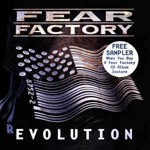 Revolution 6 Tracks Cd Promo (1998)