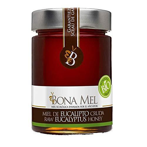Miel de Eucalipto Ecológica, Bona Mel 300 g