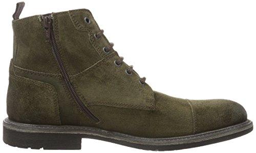 Belmondo Herren 752391 02 Desert Boots Grün (Khaki)