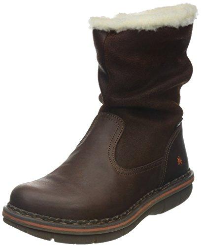 Art Assen 433, Boots femme - Marron, 37 EU