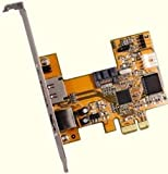 Cablematic PCI-Express-Adapter an SATA2 RAID (1 + 1 INT EXT)