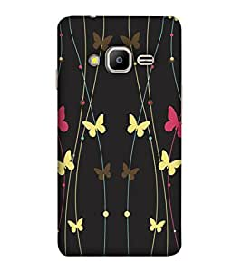 PrintVisa Designer Back Case Cover for SAMSUNG GALAXY Z2 TIZEN (simadapters simcutter charging pads)