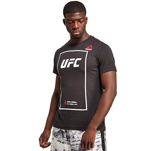 Reebok UFC Fan Short Sleeve Triblend AY5226