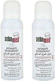Sebamed Intimate Spray 125ml, Pack of 2