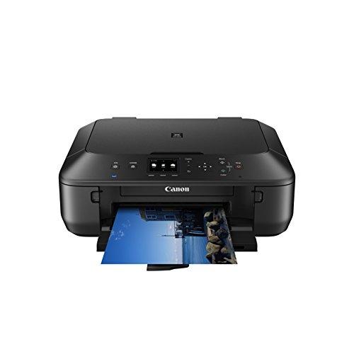 Canon Pixma MG5650 Imprimante Jet d'Encre Noir Noir