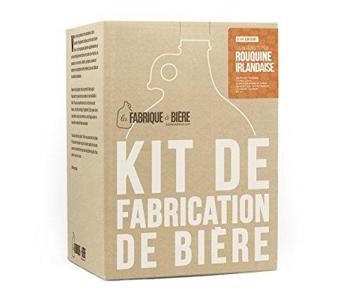 La Fabrique À Bière - Kit De Fabrication De...