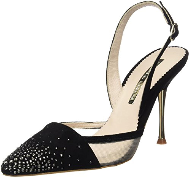 Hannibal Laguna Damen Dabilon Geschlossene Sandalen 2018 Letztes Modell  Mode Schuhe Billig Online-Verkauf