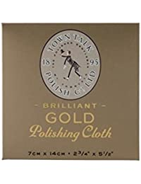 Town Talk Jewellery Care Cleaning Cleaner Mini Gold Polishing Cloth