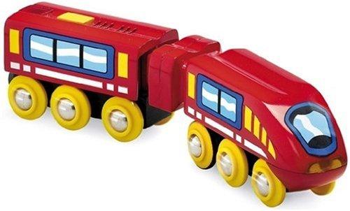 Imagen 2 de Brio 33218 - Tren de madera con control remoto