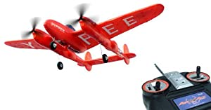 AirAce  AA3012 3 - P-38 batería Yippee LiPo L.E.inklusive