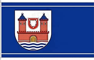 Königsbanner Kleinfahne Fehmarn - 20 x 30cm - Flagge und Fahne